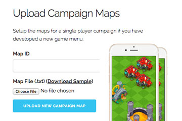 Create single player campaigns