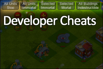 Developer Strategy Game Cheats