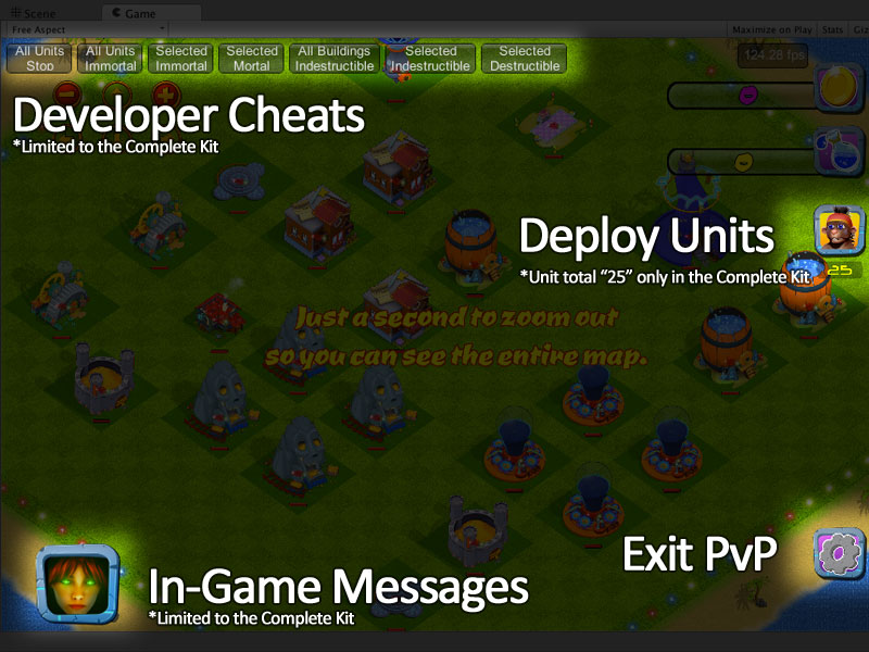 Multiplayer battle cheats